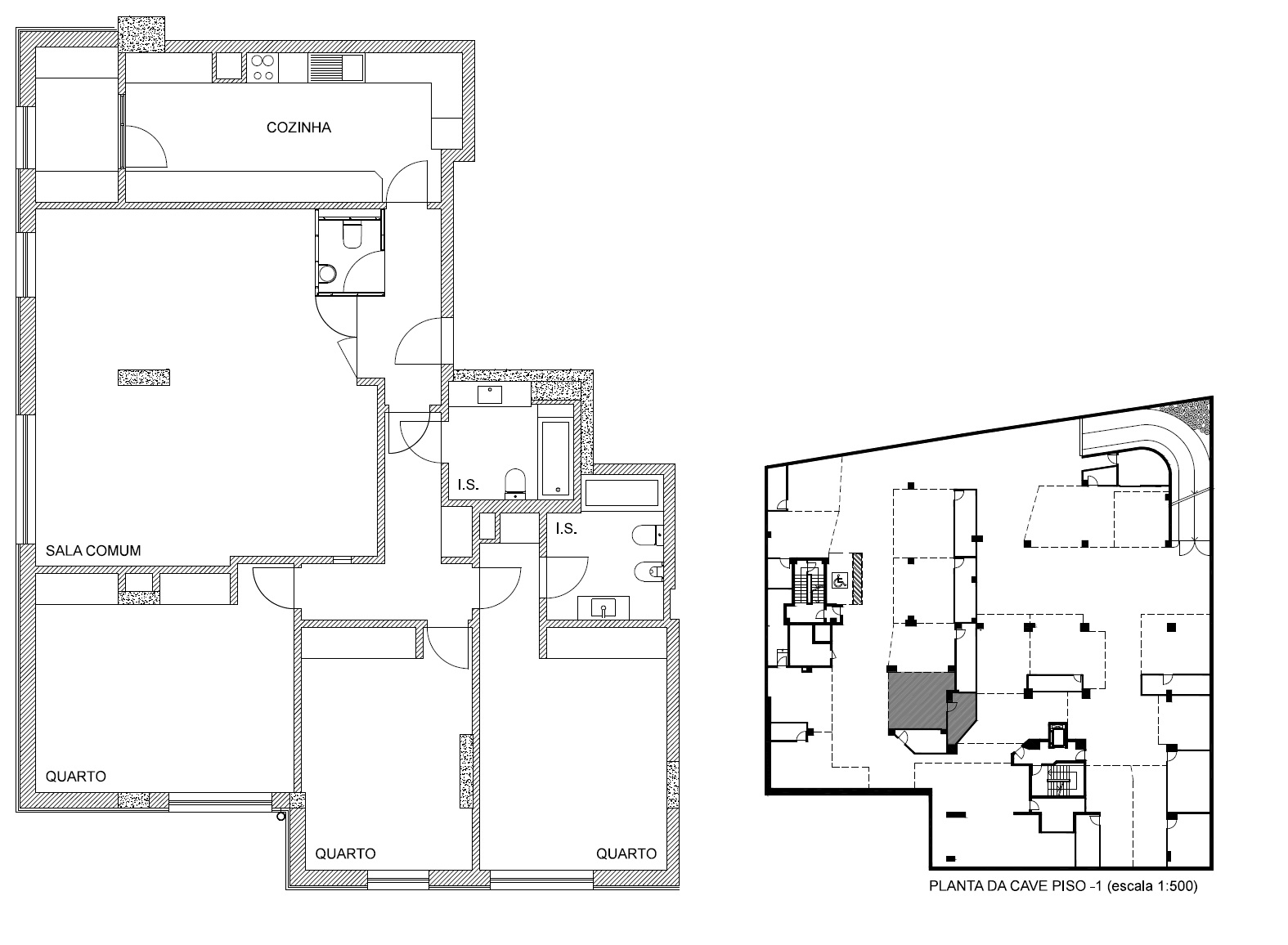 Pronto habitar Apartamento T3 na Boavista novo – Porto