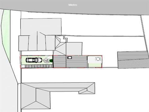 Moradia T2 Metro de Francos com projecto aprovado - Ramalde, Porto